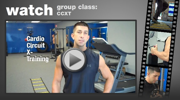 Fitness Factory - CCXT - Video