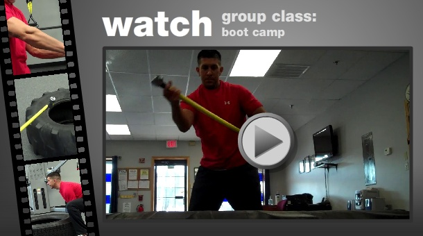 Fitness Factory - Boot Camp - Video