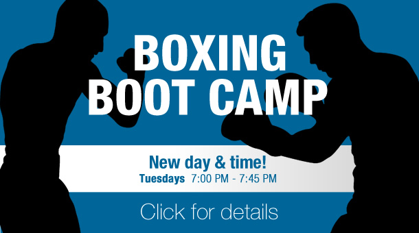 Fitness Factory Boxing Boot Camp group training class