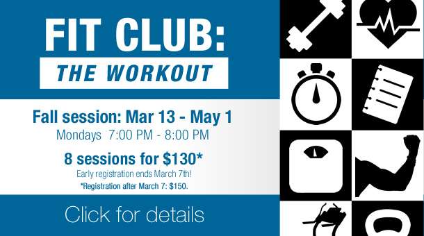 Fitness Factory Fit Club: The Workout fitness program