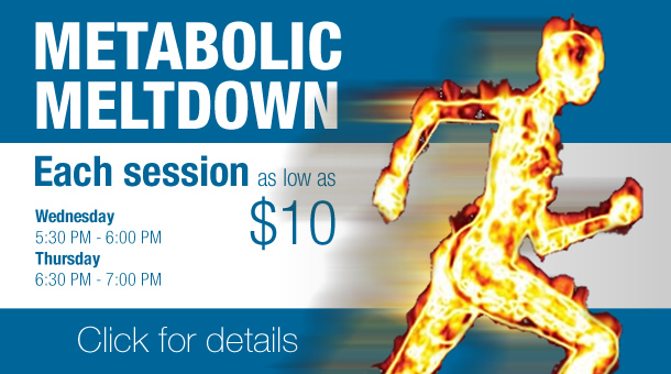 Fitness Factory Metabolic Meltdown group training class